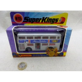 MATCHBOX K-15 BUS SILVER...