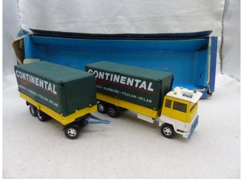 K 21 Ford Trans Continental SuperKings Matchbox King Size