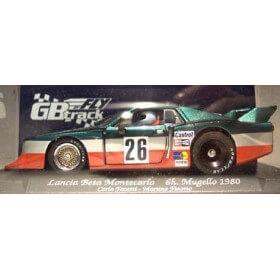 GB33 Lancia Beta Montecarlo 6H Mugello 1980