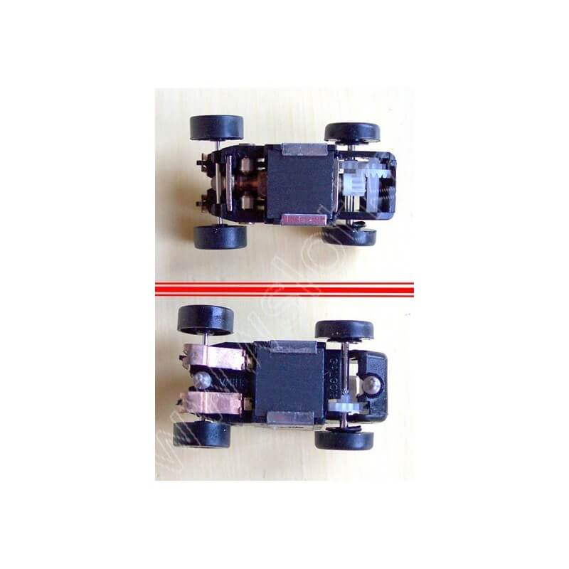 CSP068001 Micromachine Galob Complete new Slot car Chassis