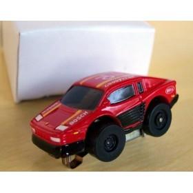 CSP68010 Micromachine Galob voiture circuit électrique Ferrari