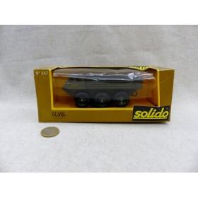 SOLIDO 247 ALVIS Neuf/Boite