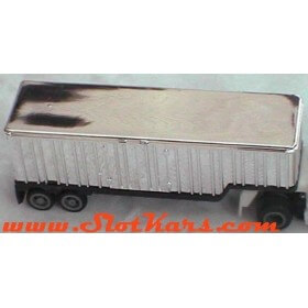 CM 003 CAb Over truck and chrome trailer body only