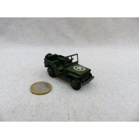 DINKY TOYS 153a JEEP US ARMY