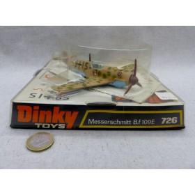 DINKY 726 Messerschmitt B.f...