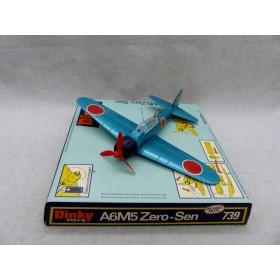 DINKY 739  A6M5 Avion Zero-Sen