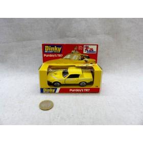 DINKY Toys 112 Triumph TR7...