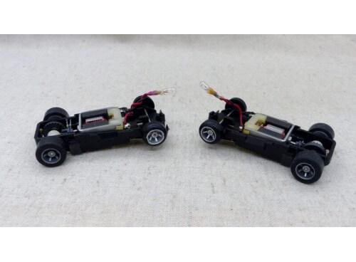 Paire de Chassis Neufs avec Eclairage Anti Sortie de Piste - TCR ASP