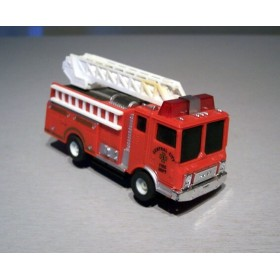 Tyco US 1 Fire Truck