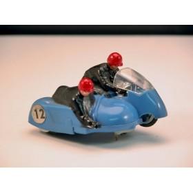 B2 MOTORBIKE HURRICANE N°12 BLEU TYPE 2