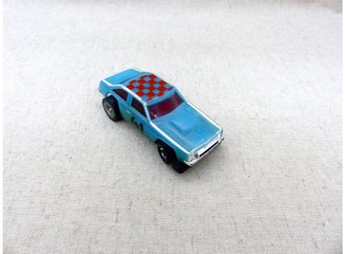 Voiture de Circuit Chevy Nova bleue 41 - TCR Jam Car