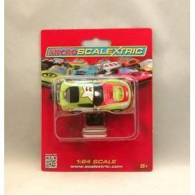 G2160 GT Car Green N° 31