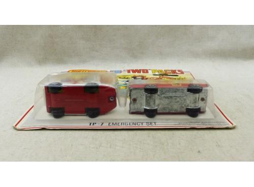 Matchbox Superfast TP 7 Emergency Set avec Mercury et Stretcha
