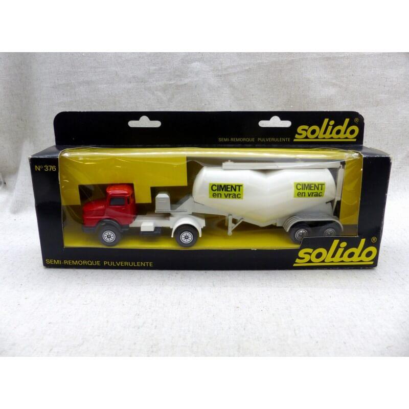 Neuf 376 Semi Solido Boite Pulverulente Remorque 3q5AL4Rj