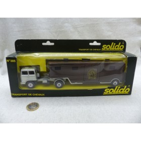 SOLIDO 385 CAMION TRANSPORT...