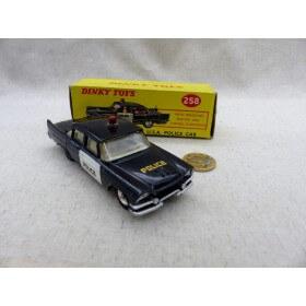 DINKY 258 USA POLICE CAR+...