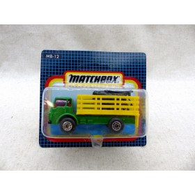 MATCHBOX MB-12 CAMION +...