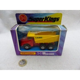 MATCHBOX K-4 BIG TIPPER...
