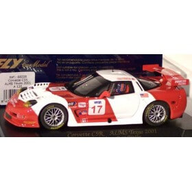 A126 Corvette C5R ALMS Texas 2001