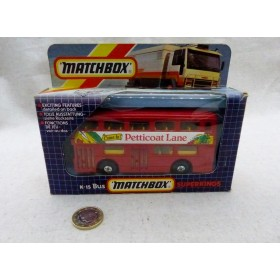 MATCHBOX K-15 BUS Petticoat...