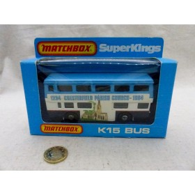 MATCHBOX K-15 BUS...