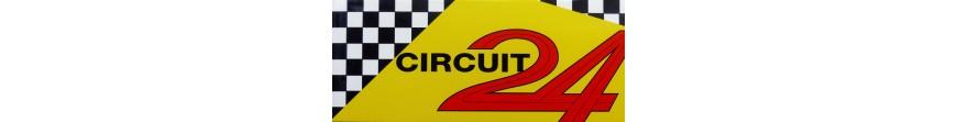 Restaurez votre Circuit 24