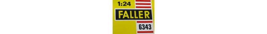 Circuits routiers électriques Ho Faller