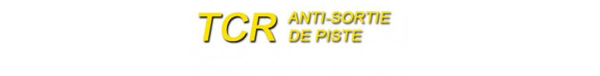 TCR anti sortie de piste (ASP)