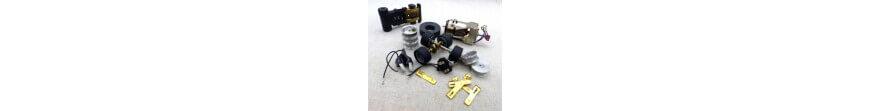 Pièces détachées pour circuit TCR changement de file