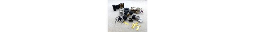 Kits et pièces détachées pour voitures de circuit Ho Faller