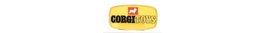 Miniatures automobiles Corgi Toys