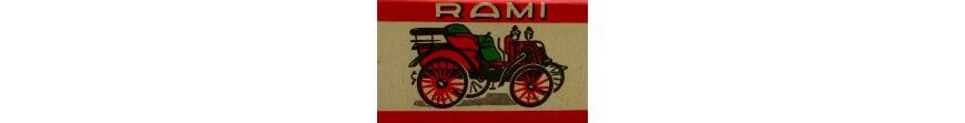 Miniature automobiles Rami