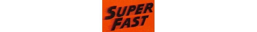 Voitures miniatures  Matchbox Superfast postérieures à 1982