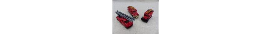 Thème voitures et camions  de pompiers